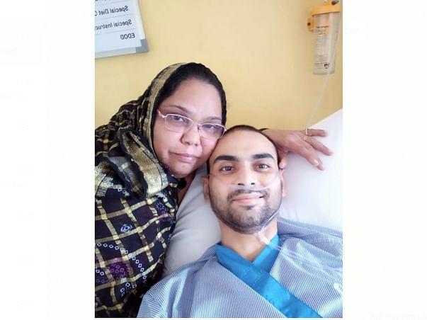Help Fayaz Patel get a Bone Marrow Transplant