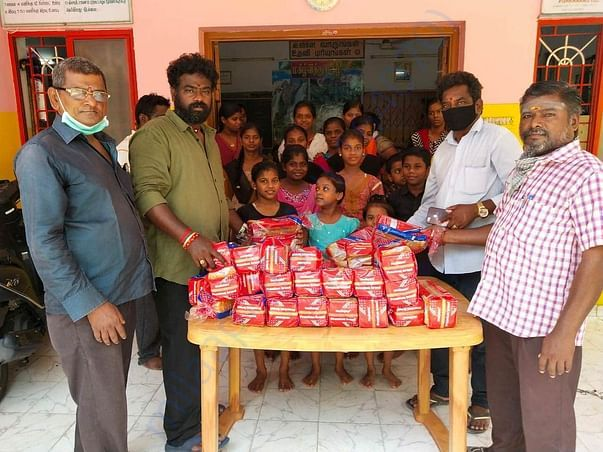 Help to provide food