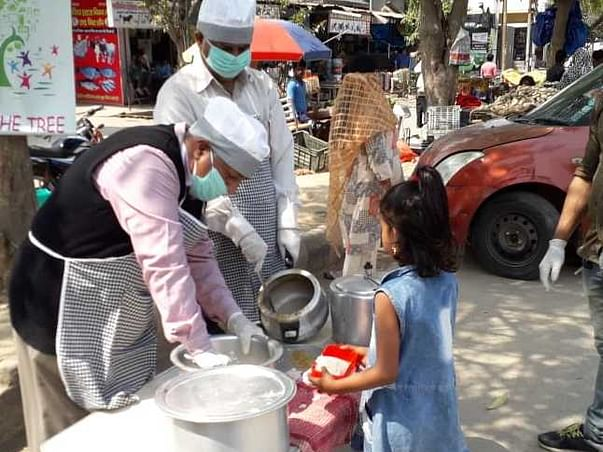 Help Migrant Workers Get Food & Nutrition