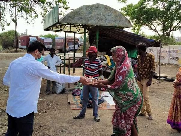 Migrants - You are not Alone! #IndiaFightsCorona