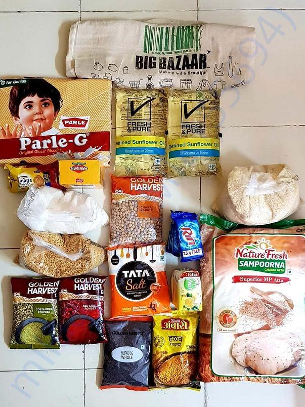 Food Ration Kit