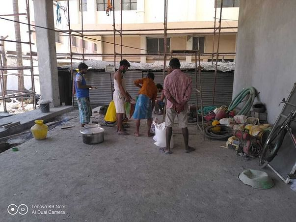 Help Chennai Youth Center Support Daily Wage Workers