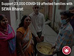 Support 12000 Women micro-entrepreneurs post COVID-19 with SEWA Bharat