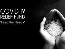 HELP US 'Feed The Needy' (Covid-19 Jaipur & Noida)