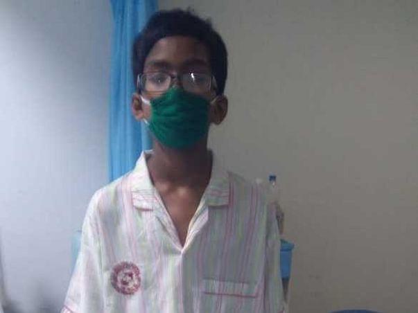 My Son Arpan Needs A Bone Marrow Transplant Urgently