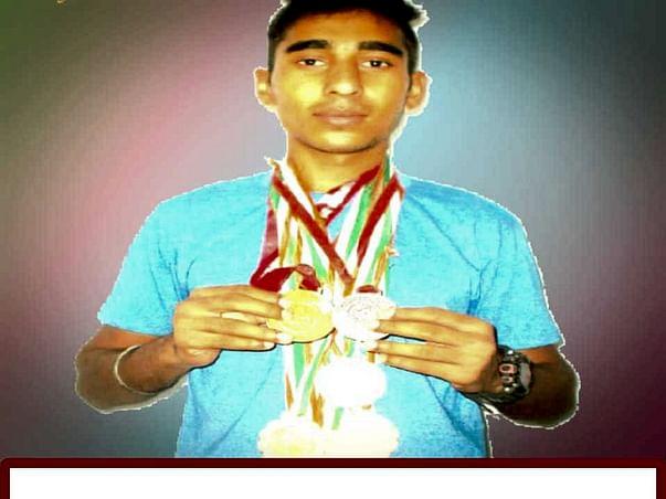 एक एथलीट के लिए समर्थन जो देश के लिए नाम कमाना चाहता है