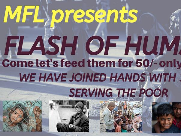 Flash of Humanity