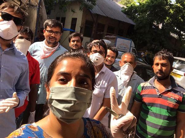 Feed My Mumbai - COVID 19
