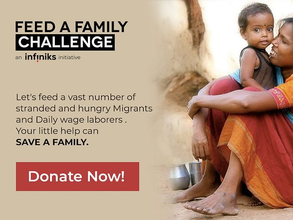 Feed A Family Challenge