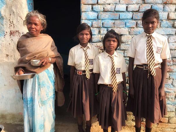 Sponsor a girl's education now