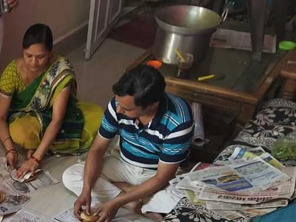 Feeding the Poor and Needy