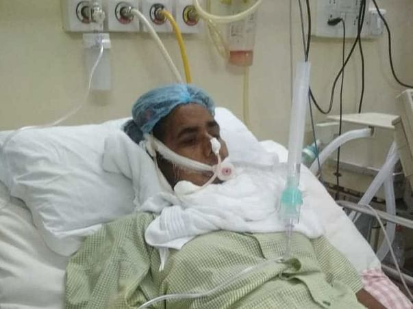 40 Years Old Gurvinder Needs Your Help Fight Guillain-barré Syndrome