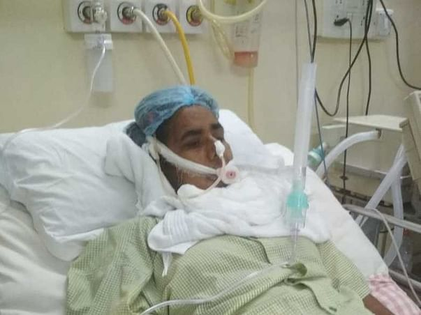 Support Gurvinder kaur Recover From Gullian Barre Syndrome