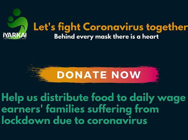 CoronaVirus Support Initiative for Food & Medical Aid