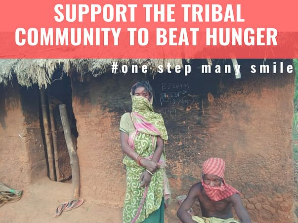 Help  to  Tribal People For Food And Daily Wages (Covid -19)