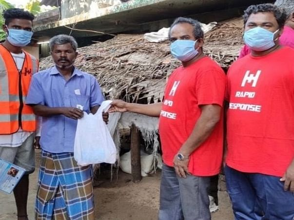 Corona Virus Relief Fund For Food and Medicine Support