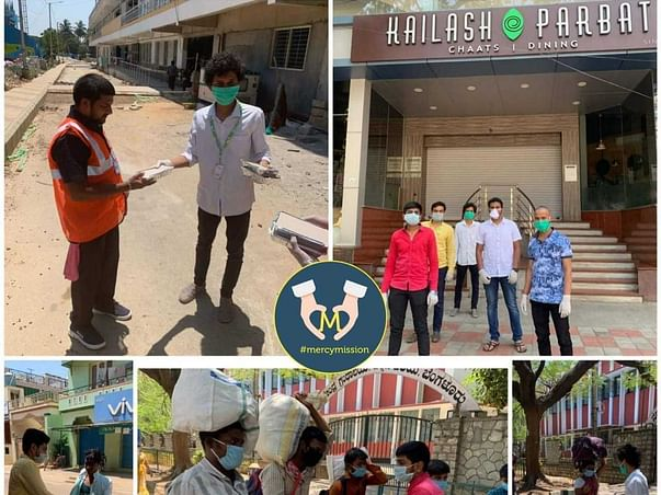 #MercyMission - Fighting COVID-19 Second Wave In Bengaluru