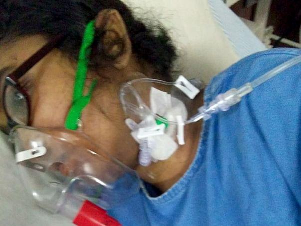 Help Anupama Ramesh Naik Recover From TB