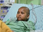 The Same Day This Kid Walked The Ramp Like A Model, She Got Bedridden With Cancer