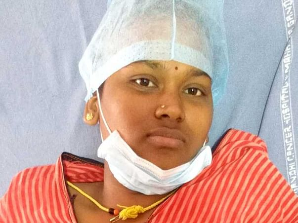 Help Gowri fight with BLOOD CANCER