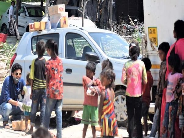 Help Us Feed 650 Families In Ghaziabad Slums. COVID19: Economic crisis