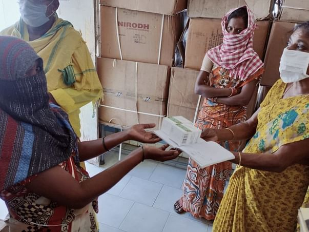 Protective aid for the Patients and Front-line Workers