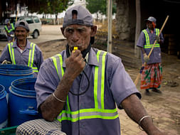 Help the Green Warriors of our Streets - Sanitation Workers