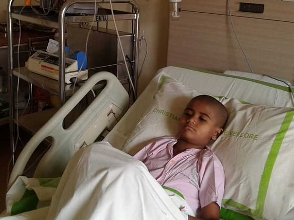 12 Years Old Hetshree Needs Your Help For Her Body Growth