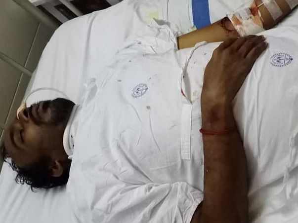 Help Narendran Fight From Bone Cancer