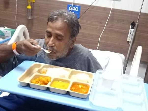 My Friend's Father Manas Is Struggling With Lymphoma, Help Him