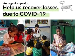 Help us recover losses due to COVID-19