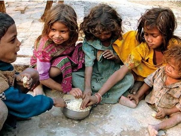 Those who are unable to feed their family in Corona #IndiaFightsCorona