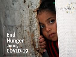 End hunger during COVID-19