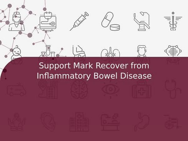 Support Mark Recover from Inflammatory Bowel Disease