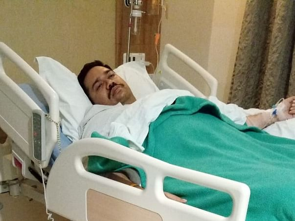 Support Anthony Recover From Aneurysmal Bone Cyst In Lumber Spine