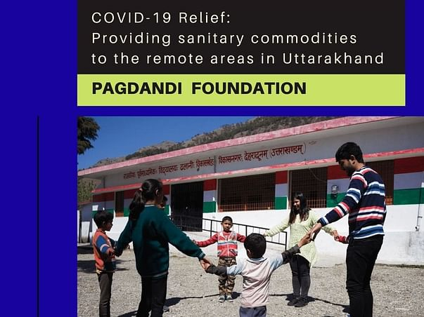 COVID-19 Relief for Villages in Uttarakhand