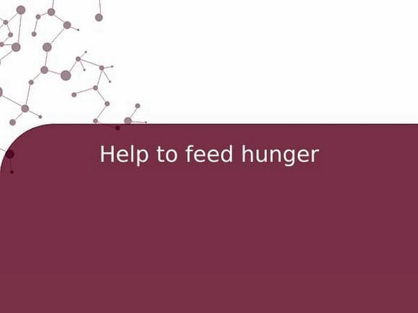 Help to feed hunger