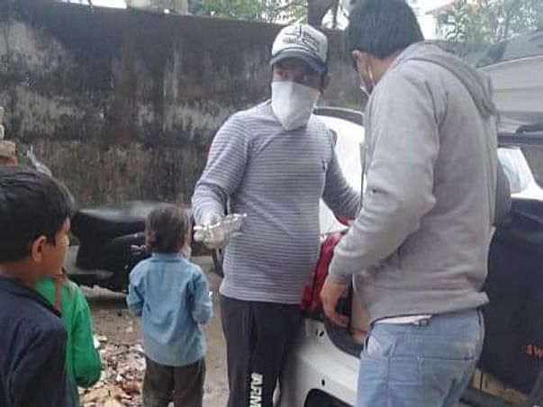 Please support- poor and needy people needs you as lockdown extended