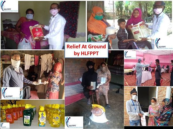 Donate To Provide Food to Poor Communities And PPEs To Health Workers