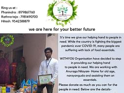 Help Migrant & Daily Wage Workers With Food Essentials During COVID-19