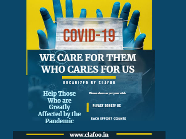 #WeCare : We care for them who care for us.