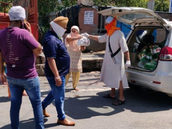Support Khalsa Faith Foundation To Feed 5000 Families