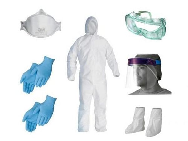 Donate PPE Kits To Fighting #COVID19
