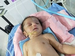 12 Days Old Baby Of Suchithra Needs Your Help To Recover From Kidney Infection