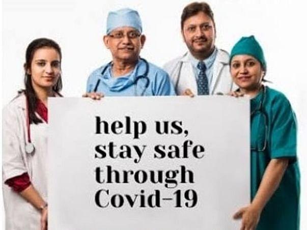 Donate Corona PPE Kits to Save Doctor