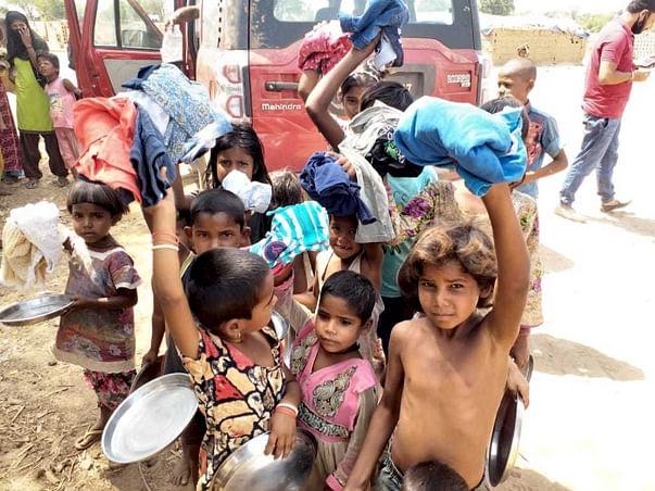 Help Feed Needy People