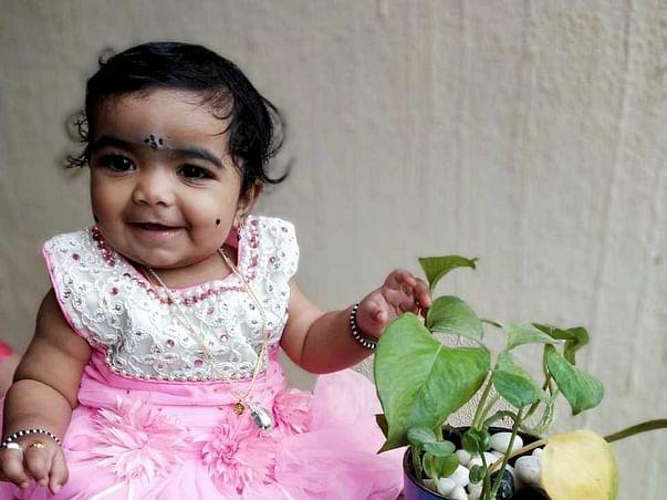 1 year old Sukriti needs your help fight Metastatic Neuroblastoma