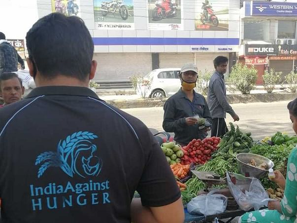 India Against Hunger