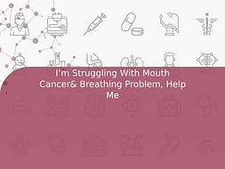 I'm Struggling With Mouth Cancer& Breathing Problem, Help Me