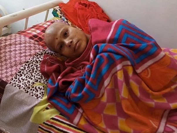 Parbati Sharma Is Struggling From Breast Cancer, Help Her
